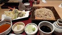 最近お蕎麦を食べる機会が多い・そば処萱場@日本橋高島屋 - カステラさん