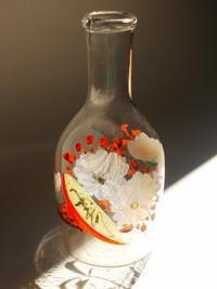 ガラスの徳利3点 - Coron's  style