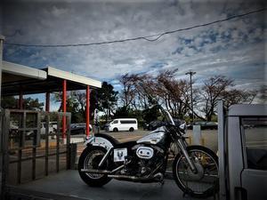 清々しい秋の一日 - Cyla motorcycle DEPT.