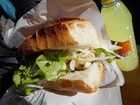 究極のフードリスト500103.ボスポラス海峡で食べるサバサンド(トルコ・イスタンブール) - Da bin ich! -わたしはここにいます-