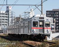 東急7700系引退間近 - 鉄道模型の小部屋