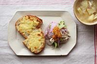 チーズトースト - Nasukon Pantry