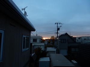 今朝、ようやく旭川、稚内、網走の平地で初雪 - 5号館を出て