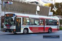 (2018.10) 関東バス・D7006 - バスを求めて…