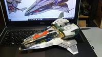 1114 - Hyper weapon models 模型とメカとクリーチャーと……