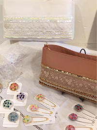 展示を終えて・・・バッグを作っていろいろ思ったこと、考えたこと。 - J'aime la couture  !!