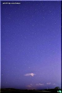晩秋の星空 - 北海道photo一撮り旅