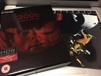 日々雑感11月14日「2001年宇宙の旅」UK盤4K UHDが届いた。4Kには日本語収録 - Suzuki-Riの道楽