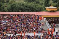 インド~ブータンの今㊱・ティンプーチェツュ祭 - 夢・ファンダンゴ