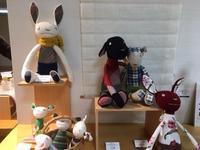 今日から丸井今井札幌本店一条館7階北海道クリエーターズオケージョンコーナーで始まりました。 - いぷしろんの空