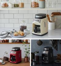 挽きたての豆で本格的なドリップコーヒーが1杯から4杯まで楽しめる、ミル内蔵の全自動コーヒーメーカー。 - GLASS ONION'S BLOG