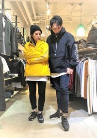 2018AW「GUESS GREEN LABEL ゲスグリーンレーベル」ジャケット入荷です。 - UNIQUE SECOND BLOG