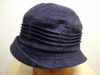 ミニタッククロッシェ - 帽子店 Chapeaugraphy