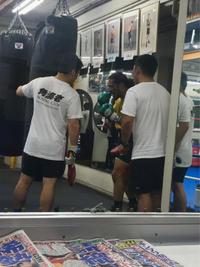 人生を賭けるボクサー - 本多ボクシングジムのSEXYジャーマネ日記