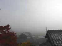 霧に沈む - 月下逍遥