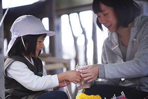 冬支度。ー終ー - 陽だまりの小窓 - 菊の花幼稚園保育のようす