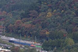 しょぼっと白煙 - 東武鬼怒川線・2018年秋 - - ねこの撮った汽車