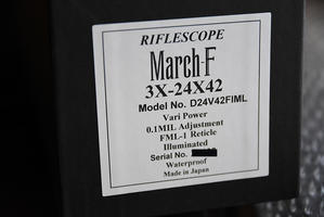 Rifle Scopes -
