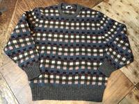11月15日(木)入荷!80s〜Cacharel all virgin wool セーター - ショウザンビル mecca BLOG!!