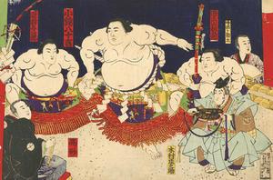 **相撲神事とイベント** - ◇◆宇宙からの歌声◆◇