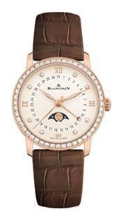 ブランパンヴィルレ ウーマン デイト ムーンフェイズ - ブランド腕時計ガイド