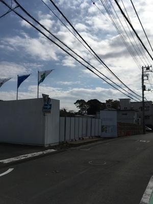 サーパス三島楽寿園前の道路 - 日々の記録@静岡東部