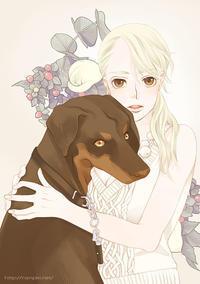 「花ゆめAi Vol.2」と「恋するMOON DOG #2」本日公開です - 山田南平Blog