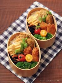串カツ ✿ ランチビュッフェ(๑¯﹃¯๑)♪ - **  mana's Kitchen **
