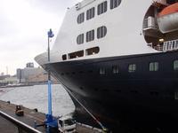 HALフォーレンダム船内見学会<2> - クルーズとパリ旅行