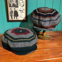 """NORTH NO NAME """"BLANKET BORDER CASQUETTE"""" - ★ GOODY GOODY ★  -  ROCK'N ROLL SHOP"""