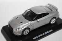 1/64 PAO FENG NISSAN Taiwan 7-11 Limited GT-R (R35) 2016 - 1/87 SCHUCO & 1/64 KYOSHO ミニカーコレクション byまさーる