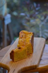 柿のパウンドケーキとカップケーキ - my story***