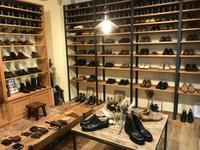 明日11月17日(土)荒井弘史入店日です。 - Shoe Care & Shoe Order 「FANS.浅草本店」M.Mowbray Shop