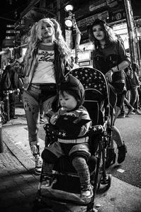 大阪アメ村・ハローウィン ⑥ - 写真の散歩道