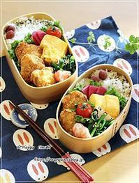 チキンカツ弁当とグラタンはじめました♪ - ☆Happy time☆