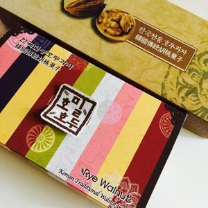美味しい!可愛い!仁寺洞「ホミルホドゥ」くるみ饅頭のお土産 - ハレクラニな毎日Ⅱ