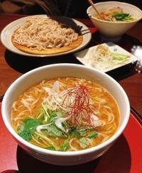 779、   十割そば 素屋 - おっさんmama@福岡 の外食日記