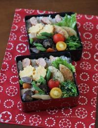 bento&晩ご飯ヽ(`・ω・´) ♪ - **  mana's Kitchen **