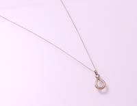 ∞(無限大)のネックレスK10イエローゴールドCP / CP-06 K10YG - アクセサリー職人 モリタカツヤ MOHI silver works  Jewelry Factory KUROBE