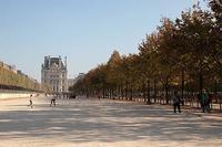 秋のチュイルリー公園(Jardin des Tuileries) - Keiko's life style