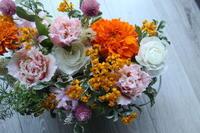 奥様のお誕生日に11.16 - 北赤羽花屋ソレイユの日々の花
