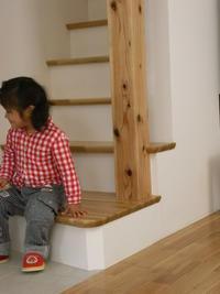 42日目 椅子になる階段  WEB家づくりセミナー - noanoa laboratory