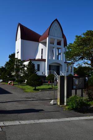 函館聖ヨハネ教会(函館の建築紹介) - 関根要太郎研究室@はこだて