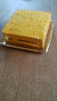 南瓜のケーキ『ポティロン』 - Baking Daily@TM5