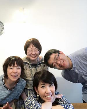 男性1人や人見知りさんの参加講座の場の作り方 - 中村 維子のカッコイイ50代になる為のメモブログ