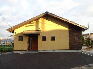 東仙北 大きな平屋の家 完成しました!② - 岩井沢工務所の現場日記