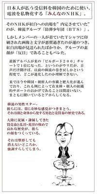原爆で吹っ飛んだ防弾少年団東京カラス - 東京カラスの国会白昼夢