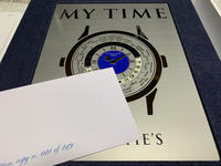 "A fabulous collection book ""MY TIME"" - PATEK PHILIPPE Blog by Luxurydays."