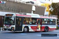 (2018.10) 関東バス・D7106 - バスを求めて…