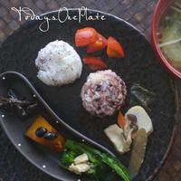 私のワンプレートブランチ - 料理研究家ブログ行長万里  日本全国 美味しい話